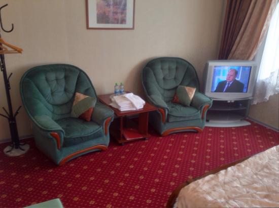 Vyborg Hotel: Deluxe room