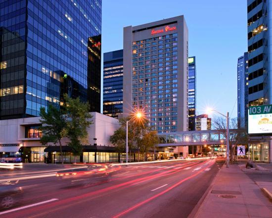 Sutton Place Hotel Edmonton Reviews
