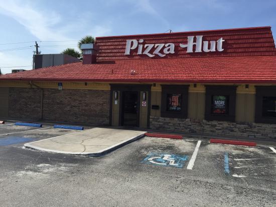 Pizza Hut Daytona Beach Fl
