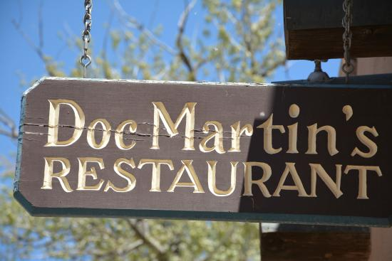 Doc Martin S Restaurant Taos Nm