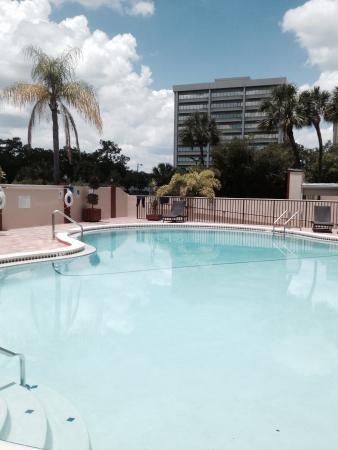 Ramada Westshore Tampa Airport: Pool area