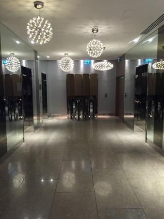 163d2633135 Lobby Foyer Boutique Atmosphere - Picture of Sheraton Melbourne ...