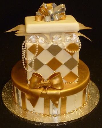 Las Vegas Custom Cakes: Birthday Cake For A Lady