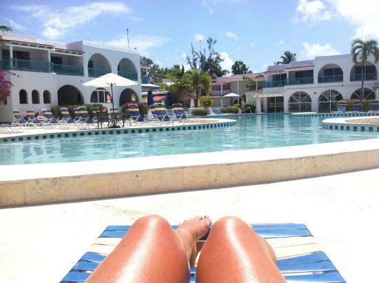 Starfish Jolly Beach Resort Quiet Pool Something Here For All Plenty Of Sun