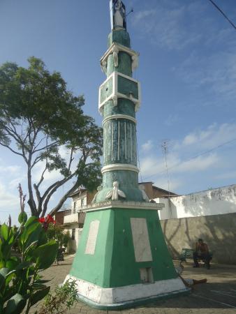 Monumento a Capela de Nossa Senhora do O