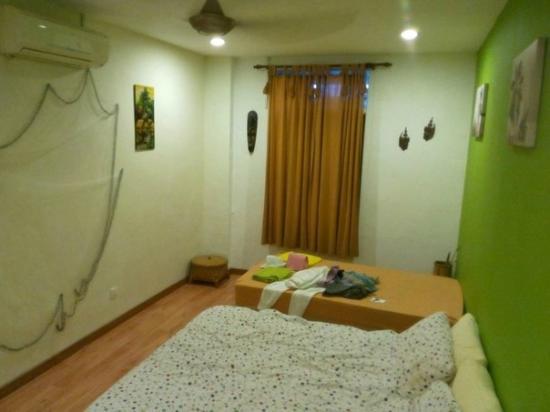 Sarang Rooms