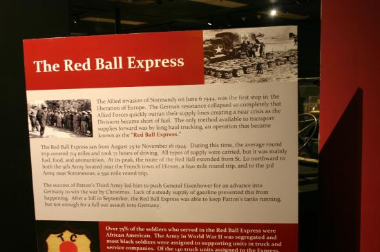 Fort Lee, VA: Red Ball Express