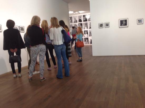 Photographers' Gallery: One of 2 floors