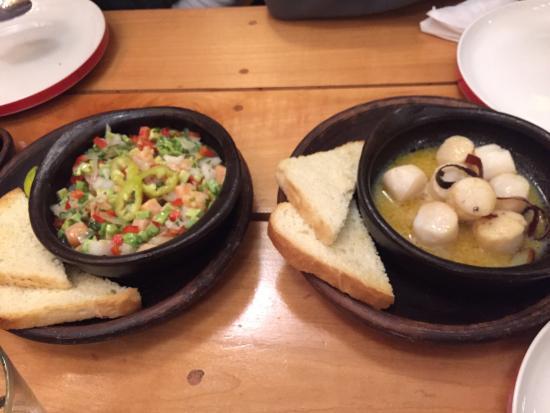 Restaurant Cafe Cangrejo Rojo: Cangrejo Rojo, Café Marino