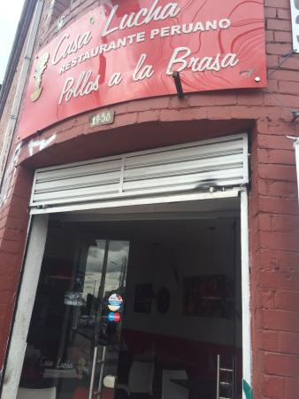 CASA Lucha Restaurante Peruano