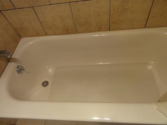 Rodeway Inn & Suites: Clean clean clean - my only non-negotiable!!  Rodeway gets an 11 on a scale of 1-10!