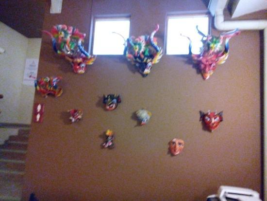 Casa Andina Standard Puno: decoração