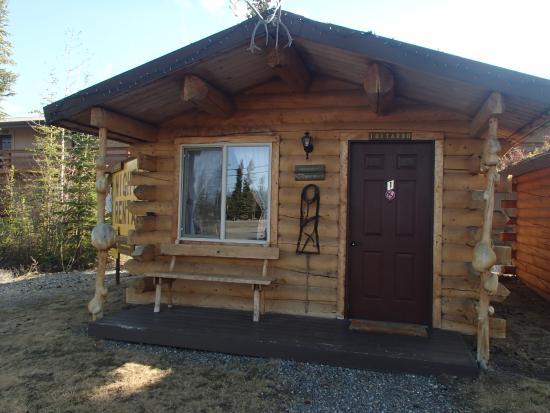 Tok, AK: Cabin