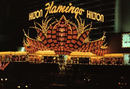 Spa at Flamingo Las Vegas : Pracht und LIcht