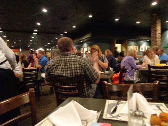 Drusilla Seafood Restaurant Dining Room