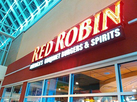 Hamilton Place Mall Red Robin