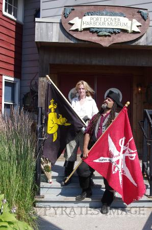 Port Dover Harbour Museum: Pyrates at the Museum