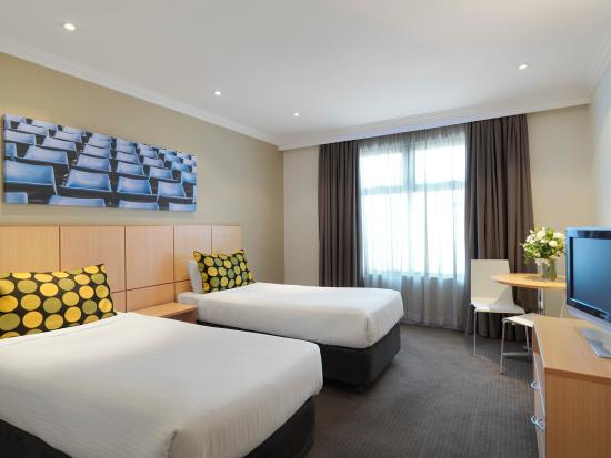 Travelodge Hotel Blacktown: Guest Room - Twin Beds