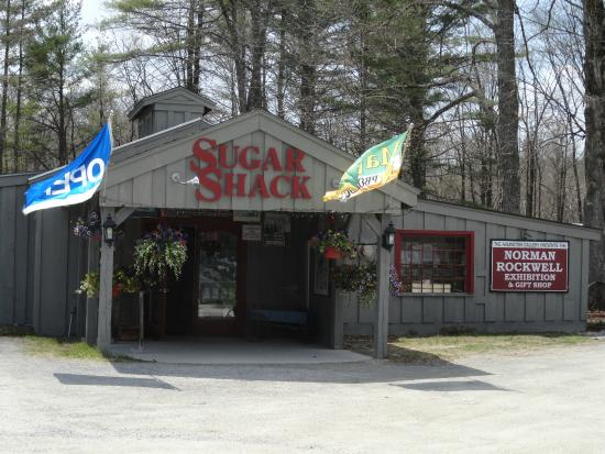 Sugar Shack : Exterior shot