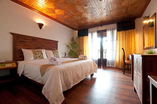 Angkor Sayana Hotel & Spa: Guest room