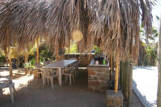 Pescadero Surf Camp: Diner