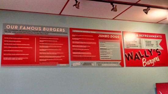 Wally's Burgers