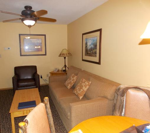 "Wyndham Durango: ""Living Room"""