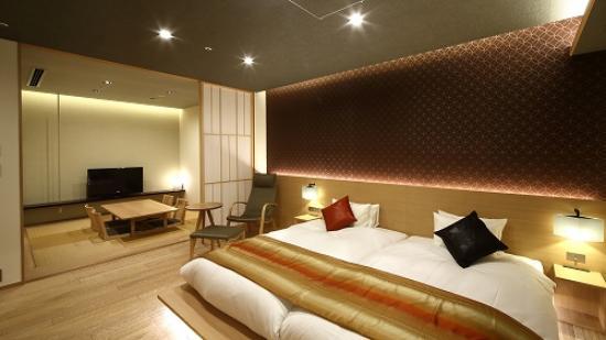 Kyoto Hot Spring Hatoya Zuihokaku Hotel: 特別室