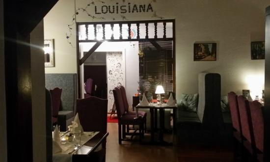 ‪Restaurant le louisiana‬