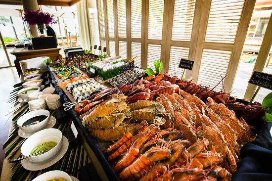 Photo of Seafood Restaurant Seafood at Trisara at 60/1 หมู่ 1 ถ. ศรีสุนทร, Choeng Thale 83110, Thailand