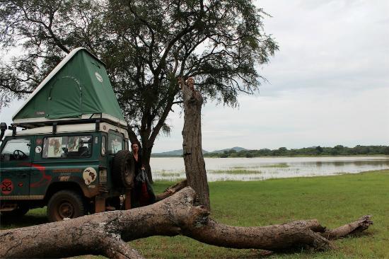 Mzuzu, Malaui: mwaza