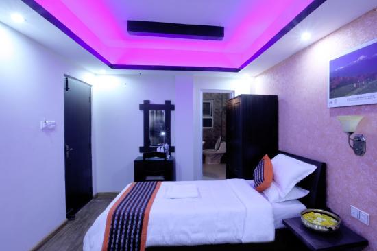 Kathmandu Home Hotel: double deluxe