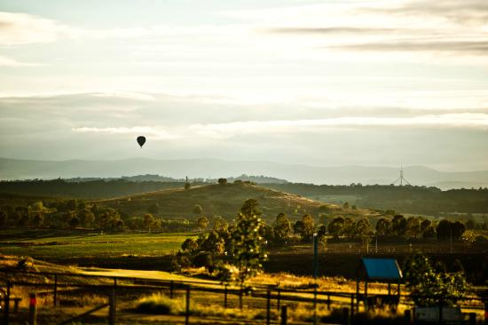 Stromlo Forest Park: The views from Stromlo