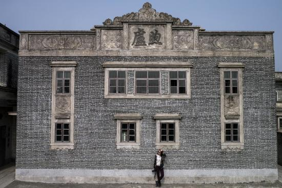 Kaiping, Kina: Jinjiangli Village - 2