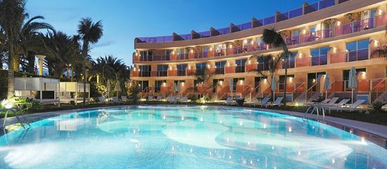 Hotel Sir Anthony: Exterior