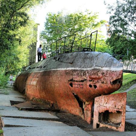 Museum of military technologies Oruzhie Pobedy: Музей военной техники «Оружие Победы»