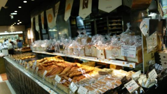 Heart Bread Antique Kintetsu Passe