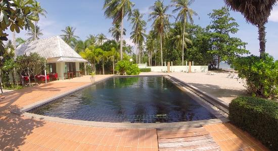 The Beach Boutique Resort: Pool shot