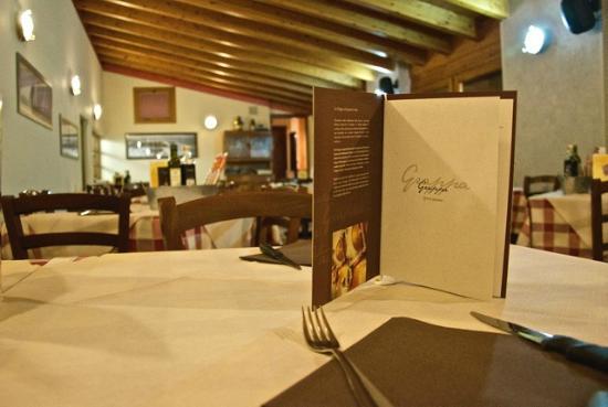 la panara - Picture of Il Caminetto Cucina e Pizza, Bardolino ...