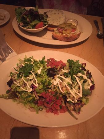 The Cheesecake Factory: Tostada salad