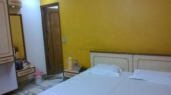 Hotel Tulsi : view of the room
