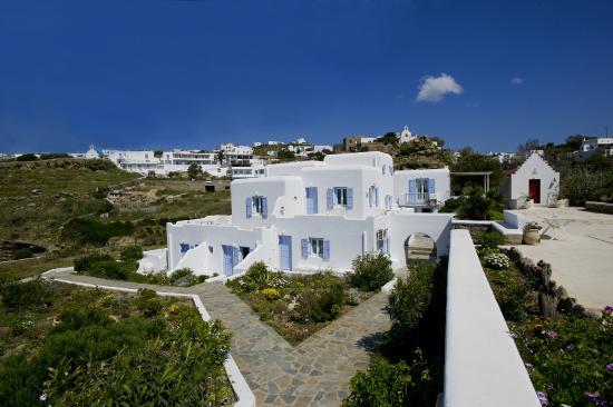 Villa Margarita Mykonos