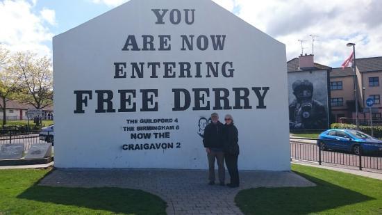 Bogside History Tours