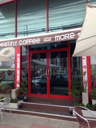 ‪Destiny Coffee and More‬
