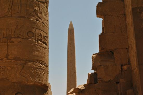 """Temple of Karnak: Вот такой """"бесплатный"""" ракурс"""