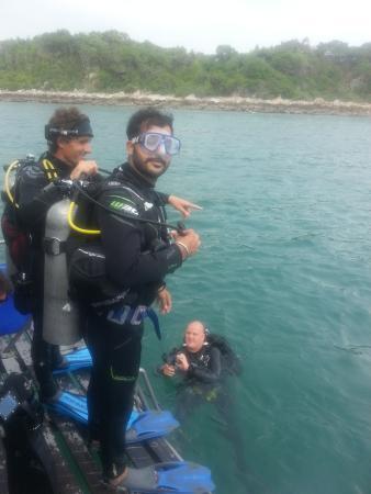 Jomtien Dive Center: SCUBA DIVING at its best