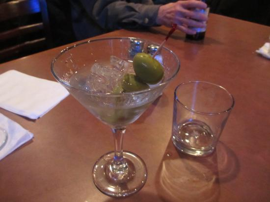 The Pond: Martini