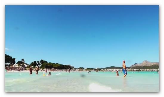 Playa de Alcudia - Photo de Playa de Alcudia, Port dAlcudia - TripAdvisor