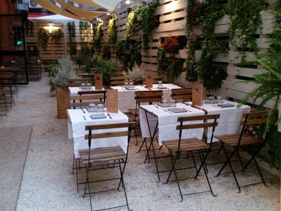 Mangiarte roma san lorenzo ristorante recensioni numero di telefono foto tripadvisor - Ristoranti con giardino roma ...