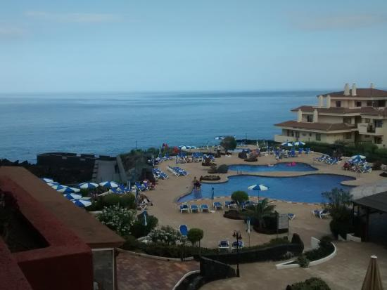 Piscina climatizada picture of h10 taburiente playa for Piscina climatizada
